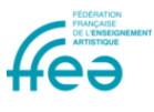 Actu - Enseignements artistiques : la Fédération française de l'enseignement artistique appelle les responsables d'établissements à «une grande prudence»