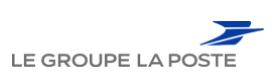Actu - La Poste s'organise pour garantir la continuité de ses activités au service de tous ses clients particuliers, professionnels et entreprises (01/04/2021)