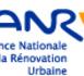 9,5 milliards d'euros de financements accordés par l'ANRU aux projets de renouvellement urbain depuis 2018