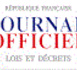 JORF - Voirie - Modification de diverses dispositions relatives à la signalisation routière.